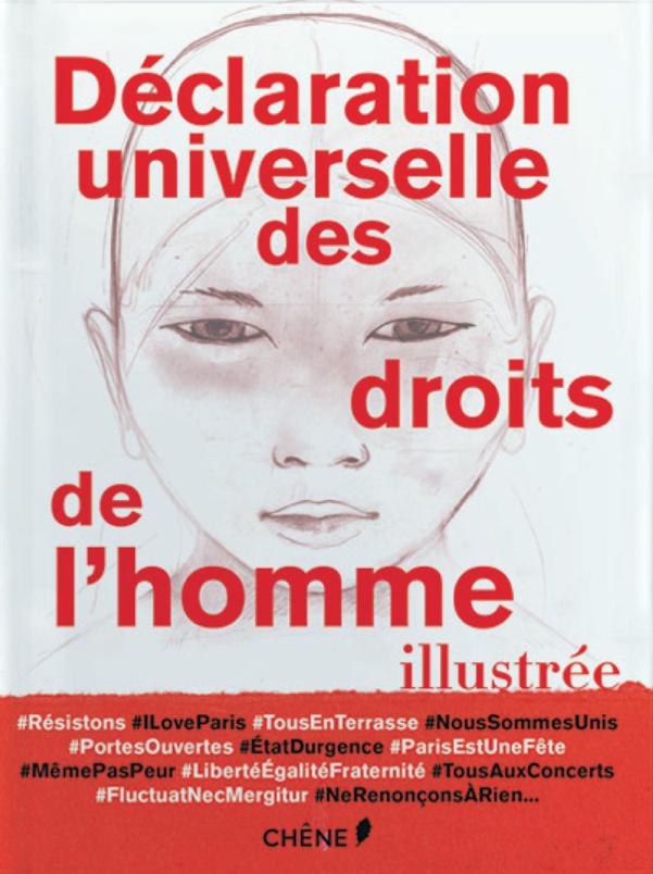 La Déclaration universelle des droits de l'hommeillustrée