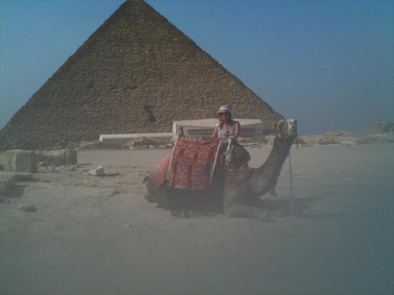 Les pyramides ...