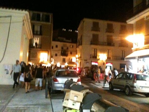 Eivissa la nuit