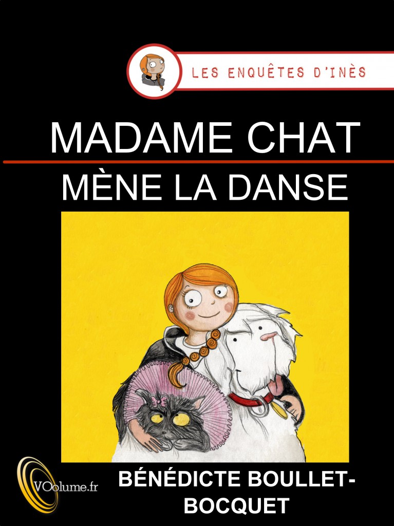 Madame Chat mène ladanse