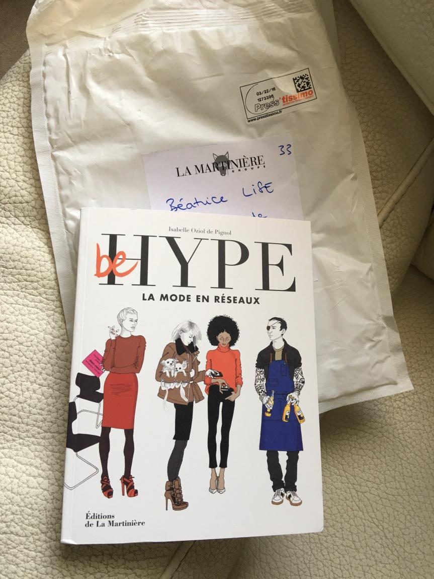 Be hype, la mode en réseaux d'Isabel Oziol dePignol