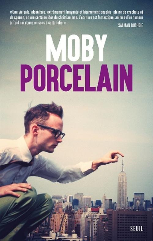 Moby est à la Fnac St Lazare aujourd'hui !