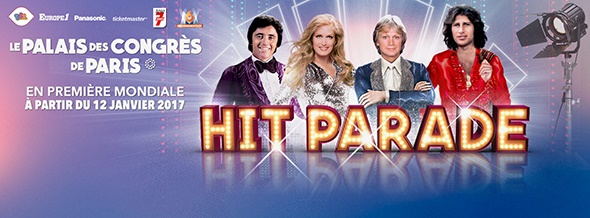 HIT-PARADE, LE SPECTACLE-EVENEMENT