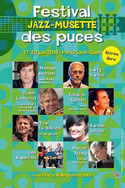 Festival Jazz Musette desPuces