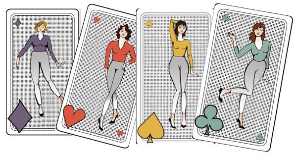 Tirage de cartes…
