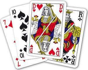 tirages de cartes