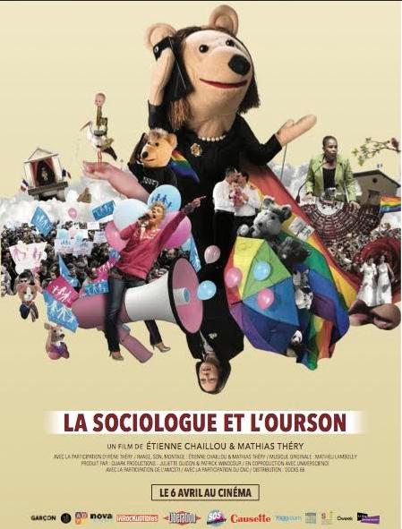 La Sociologue etl'Ourson