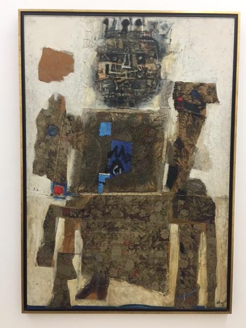 Roi à cheval (1957) d'Antoni Clavé (1913-2005 Barcelona)