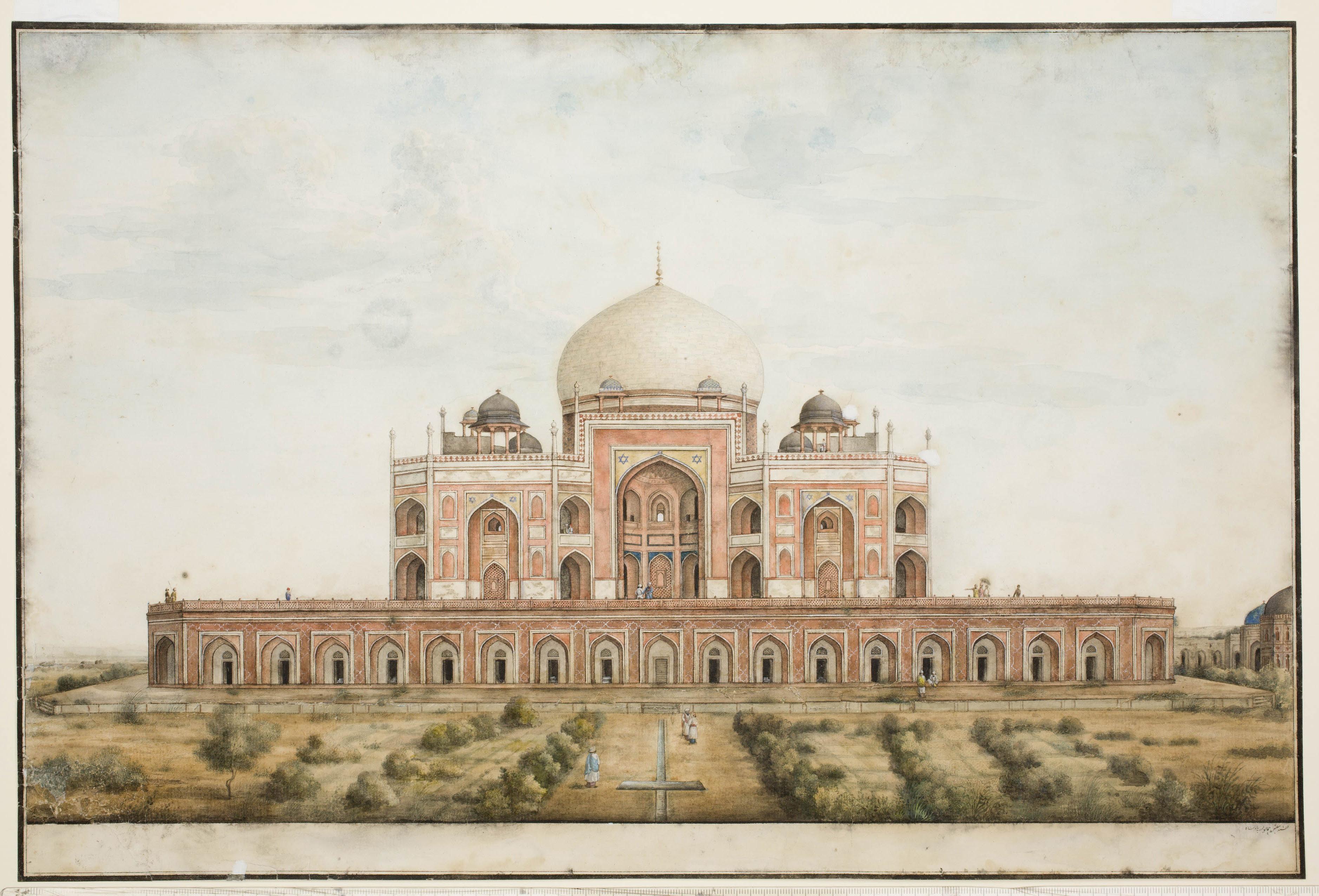 Jardins d'Orient de l'Alhambra au Taj Mahal ©zeitudeprofondelemag.com