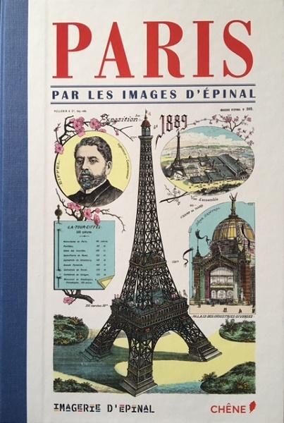 Paris par les imagesd'Épinal