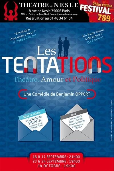 Les Tentations de BenjaminOppert