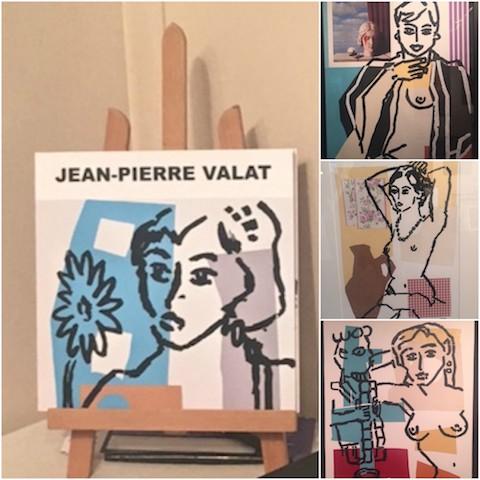 Jean Pierre Valat : «LE» coup de coeur du Grand Marché d'Art Contemporain de laBastille