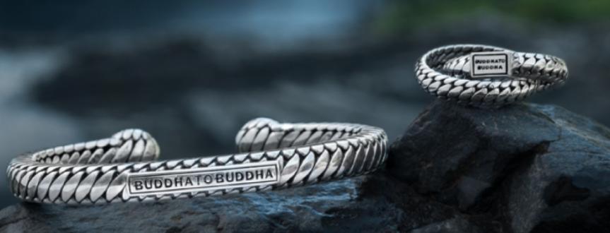 Calendrier de l'Avent, J-7 le bracelet torque Buddah toBuddah