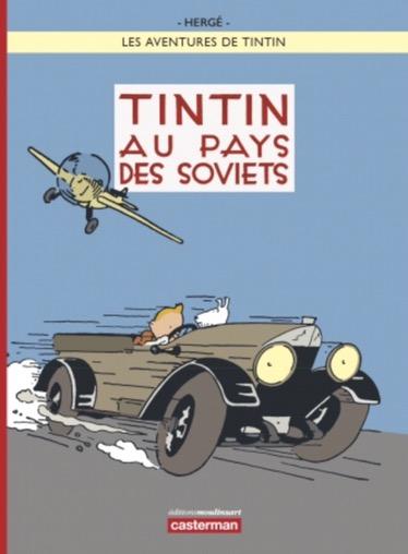 Tintin au pays dessoviets
