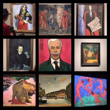 Fondation Louis Vuitton: l'exposition Icônes de l'art moderne. La collection Chtchoukine est prolongée jusqu'au 5mars.