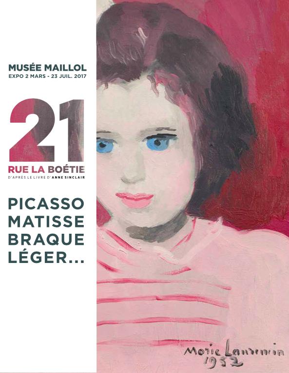 21 rue la Boétie au MuséeMaillol…