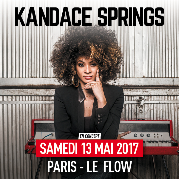 Coup de coeur musical :Kandace Springs