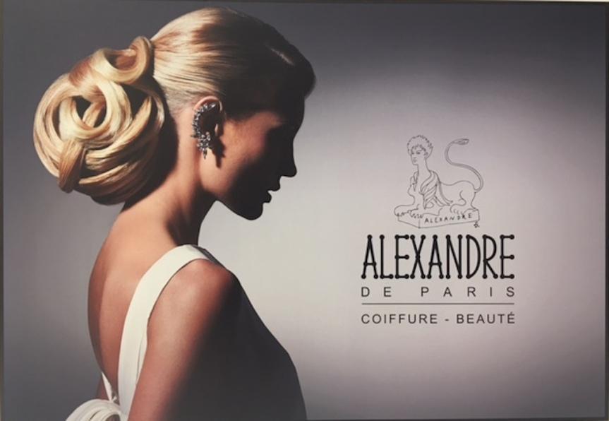 Fête des mères, Alexandre de Paris vous offre un jolicadeau.