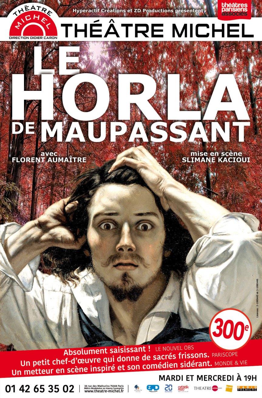 Le Horla au ThéâtreMichel