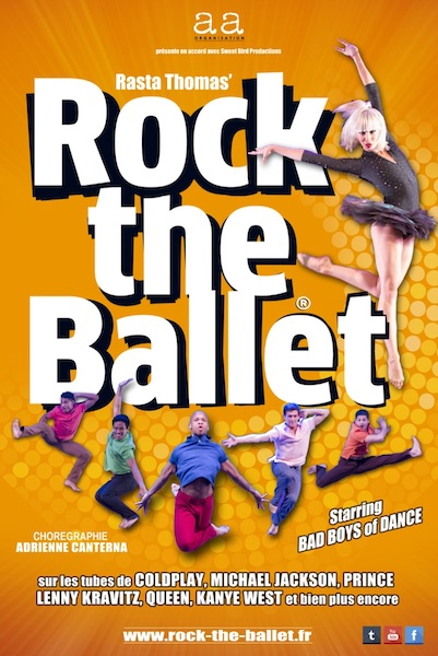 Rock the Ballet au Casino deParis