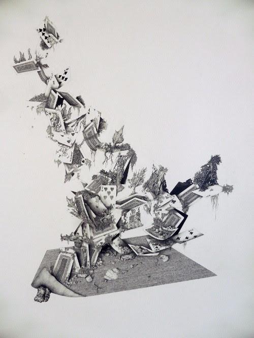 Marie Havel lauréate du Prix DDESSIN PARIS{17}