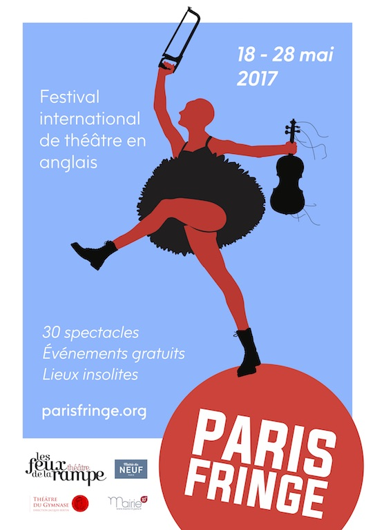 Paris Fringe 2017