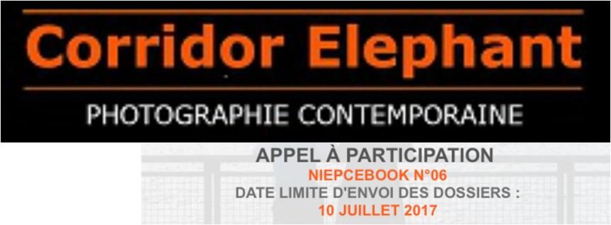 Appel à participation pour le NIEPCEBOOK n°6 de CorridorElephant