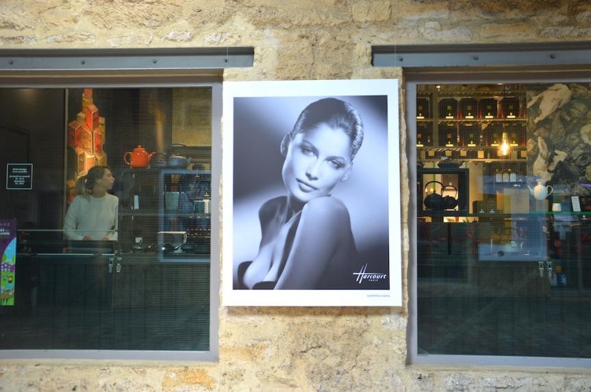 Studio Harcourt s'invite CourSaint-Emilion