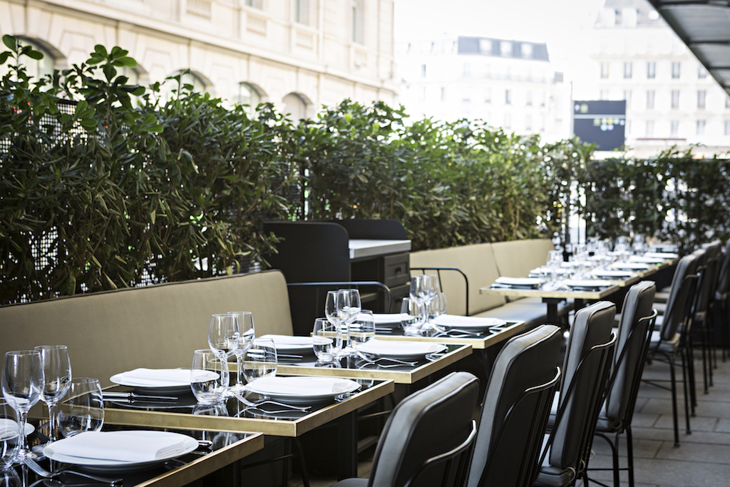 Restaurant Gare Saint Lazare
