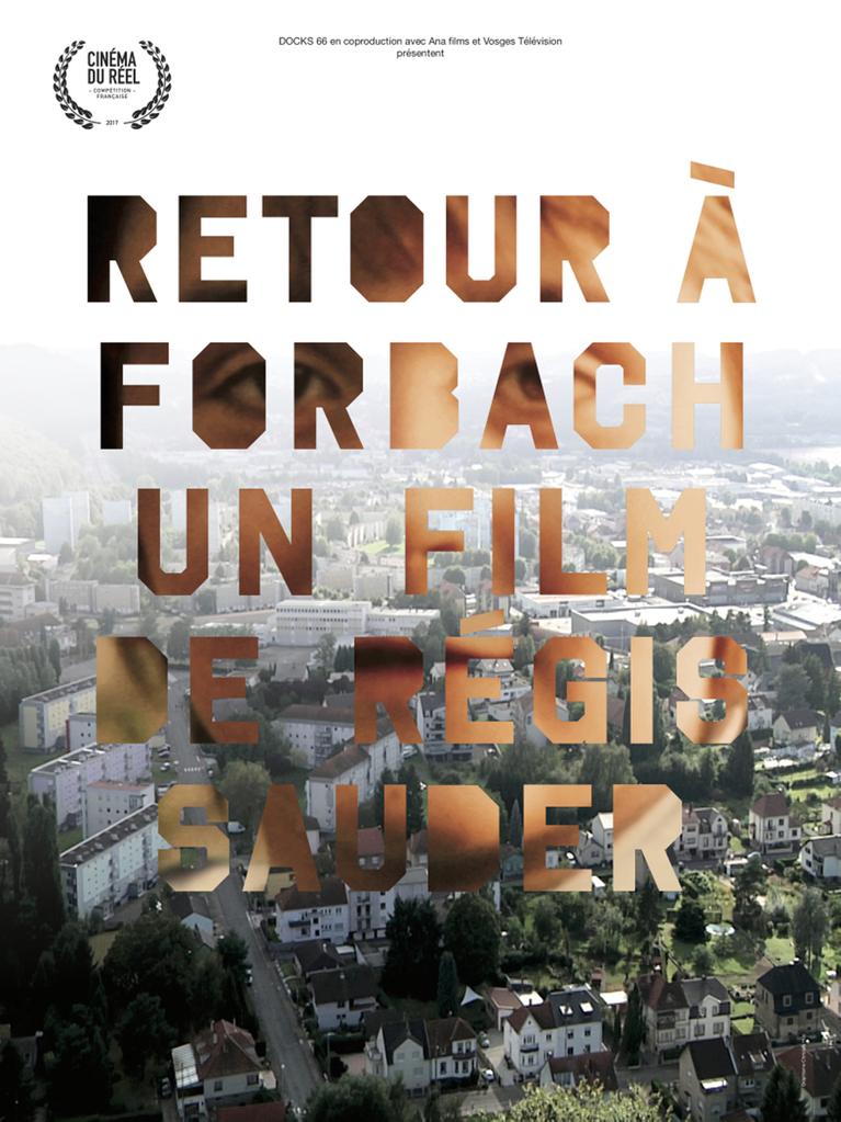 RETOUR A FORBACH de RégisSauder