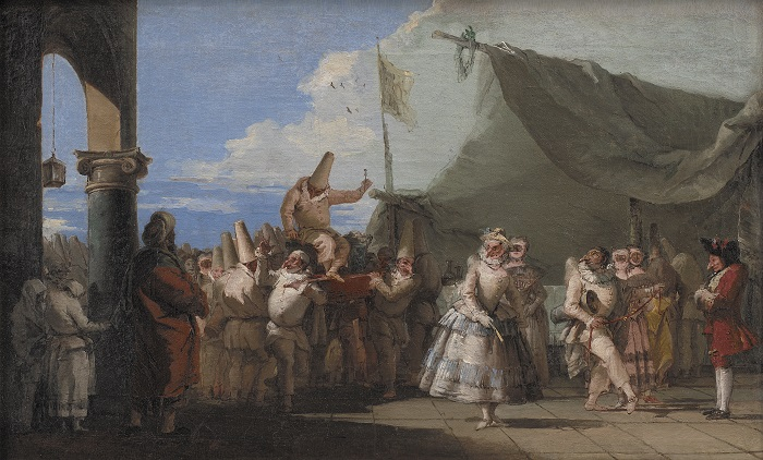 Giandomenico TIEPOLO (Venise, 1727-1804)