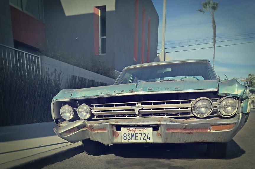 californian car