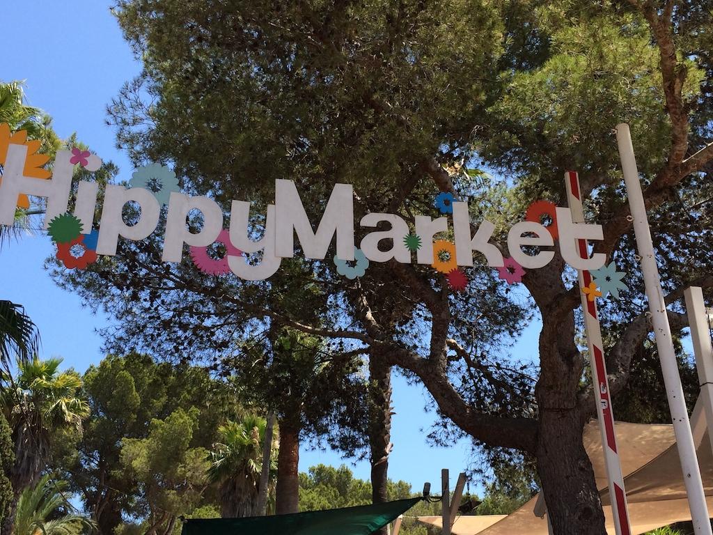 Hippy market Santa Eulalia