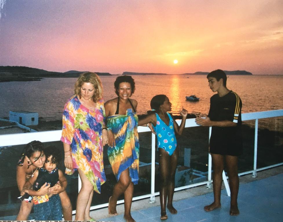Rufi family ibiza