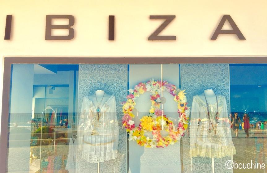 Ibiza…la boutique