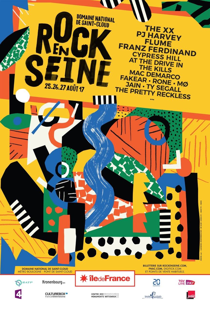 Rock en Seine2017
