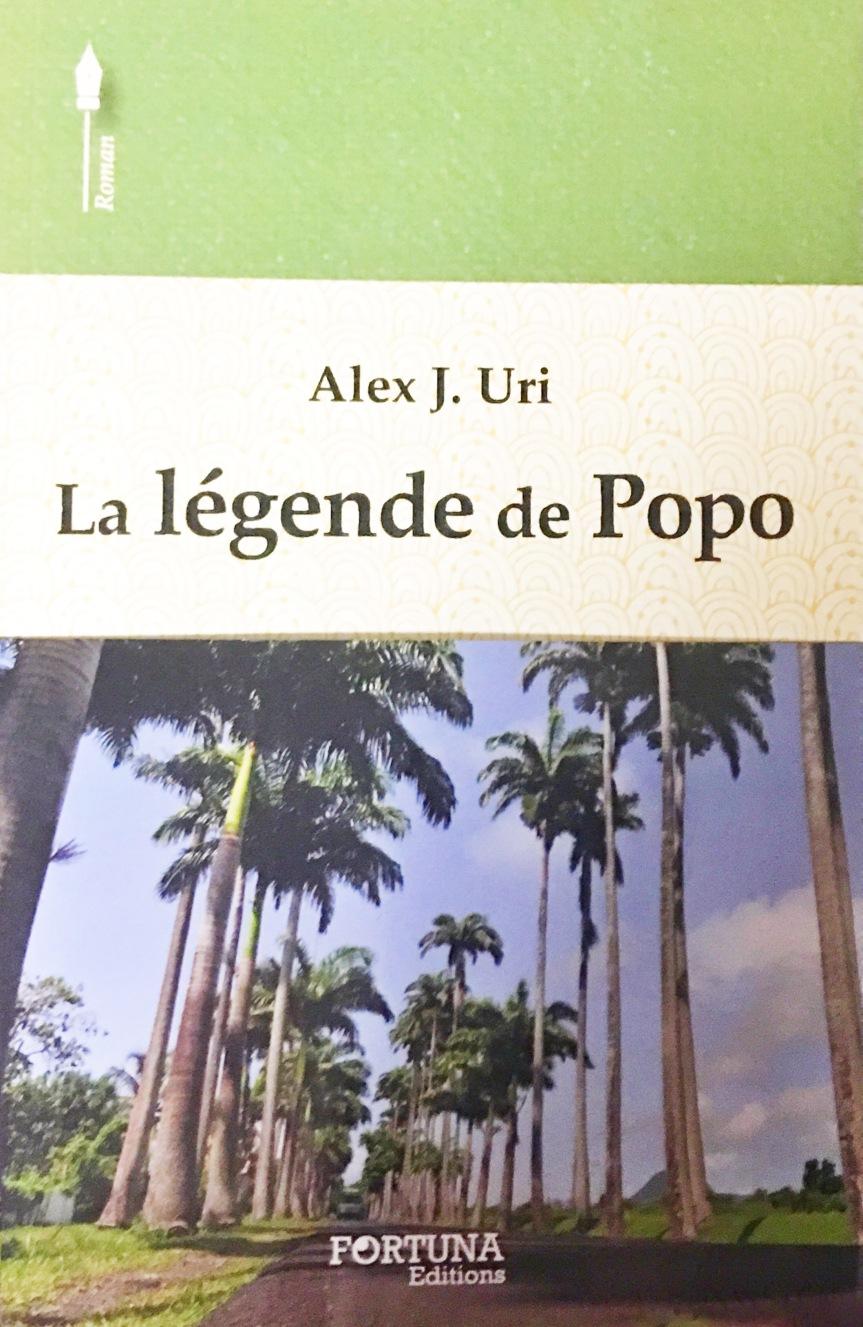 La légende de Popo d'AlexJ.Uri