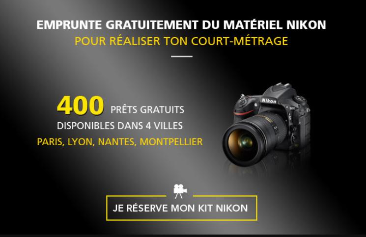 zenitude profonde le mag emprunte ton kit Nikon