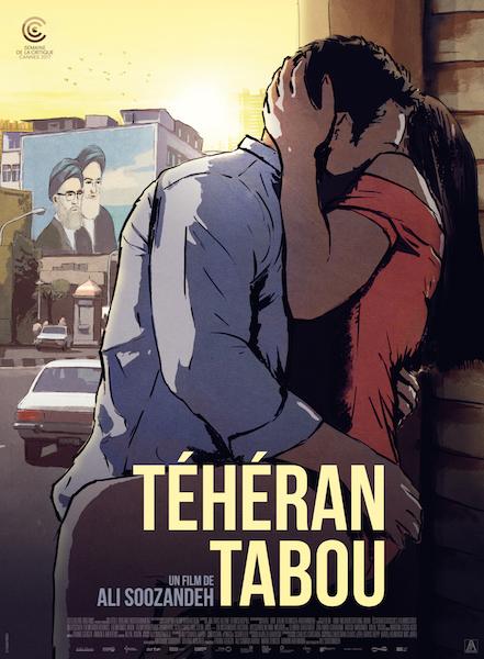 Téhéran Tabou d'AliSoozandeh