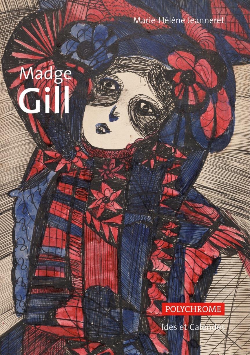 Madge Gill par Marie-HélèneJeanneret