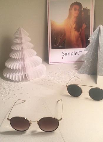 Simple eyewear