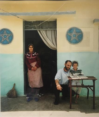 Tanger, Intérieurs simples DANIEL ARON