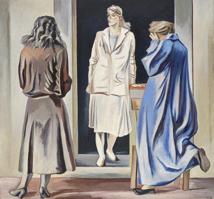 La Galerie BOULAKIA expose 25 toiles inédites d'AlbertoMagnelli