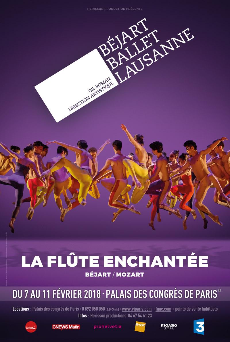 La Flûte enchantée bientôt au Palais desCongrès!