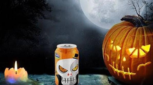 Pour Halloween, FANTA a frappéfort