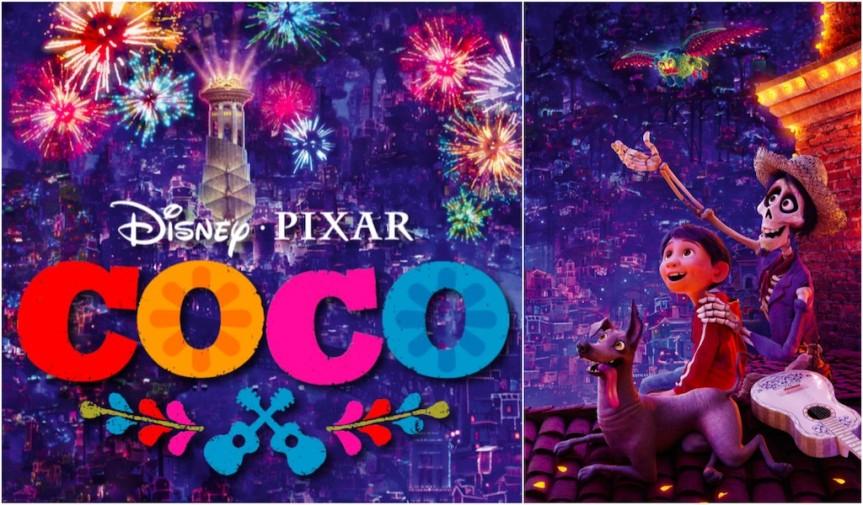 Coco, le dernier Disney-Pixar sortdemain!