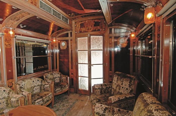 LALIQUE Ren+®, Voiture du Pr+®sident Millerand -®J.-L. Stadler - Cit+® du Train de Mulhouse