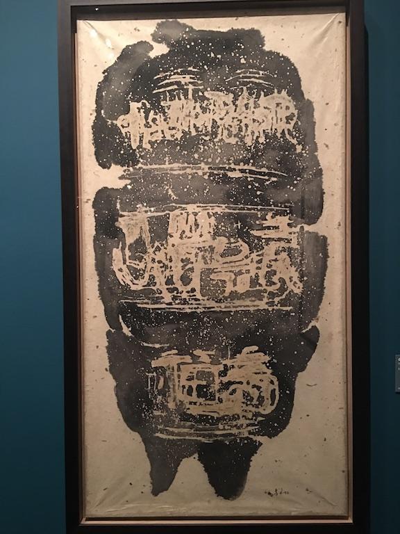 Lee Ungno - écrire l'abstraction
